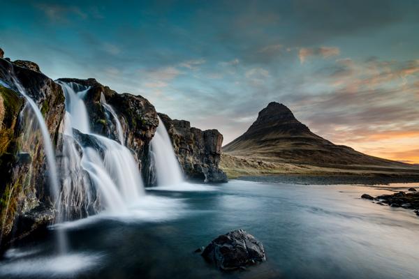Kirkjufell, Grundarfjordur, Iceland