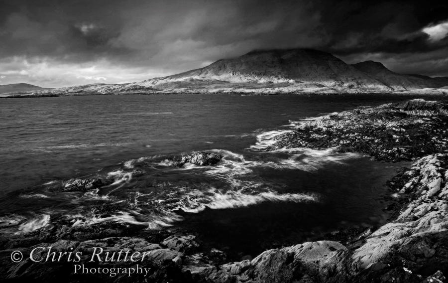 killary bay ireland mono 2