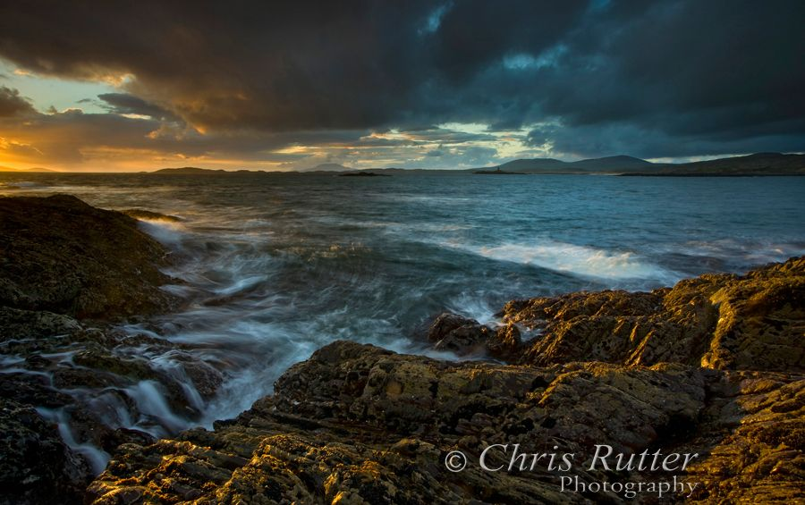 killary bay ireland storm