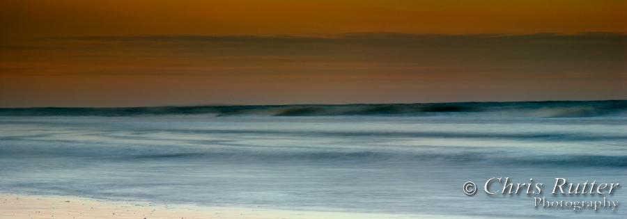 sea sunrise impression 5