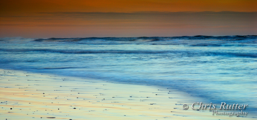 sea sunrise impression 7
