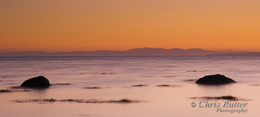 sea sunrise impression 2