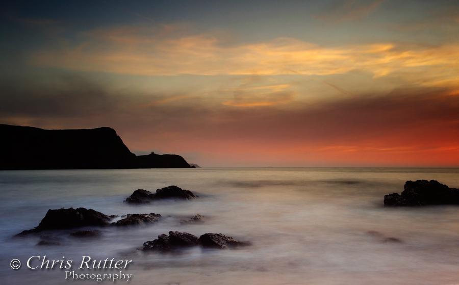 treath llyfn wales sunset 1