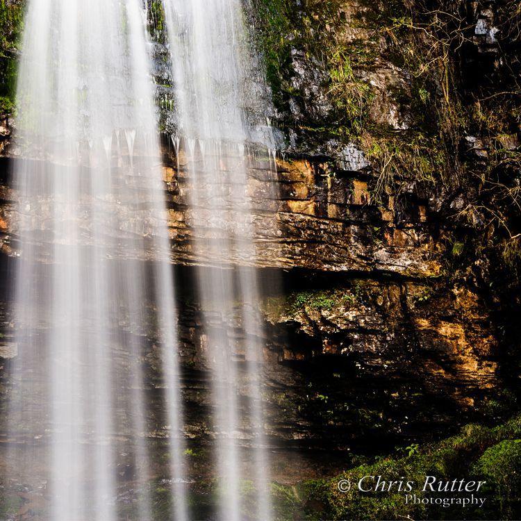 waterfall detail 1