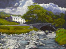 'Approaching Storm, Cockley Beck, Cumbria'