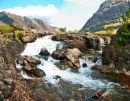 'River Coe Falls, Glen Coe, Highlands'