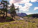 'River Etive and Beinn Chaorach, near Lochan Urr'