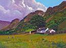 'Stonethwaite Farm, Borrowdale'