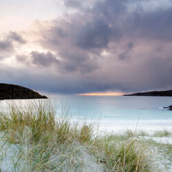 Evening light, Achmelvich Bay