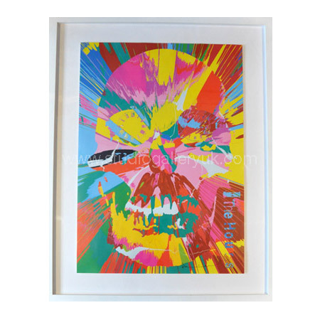 'The Beautiful Hours Spin Painting No.1' <span style=