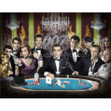 '007' (Colour) <span style=