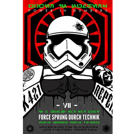 'First Order - Dark Side Edition'
