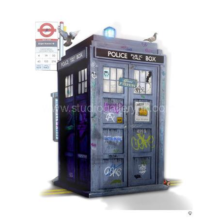 'Tardis' Dr Who <span style=