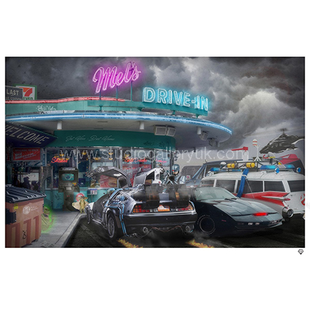 'Mel's Diner' <span style=