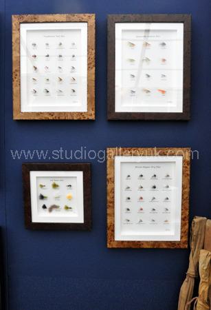 Framed Fly Sets