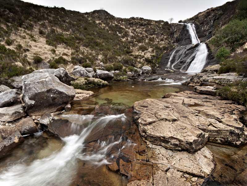Ainort waterfall0016