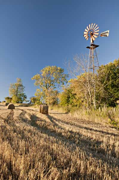 Bales and wind pump028