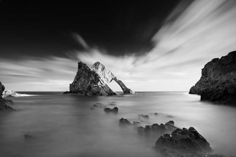 Bow Fiddle Rock020b&w