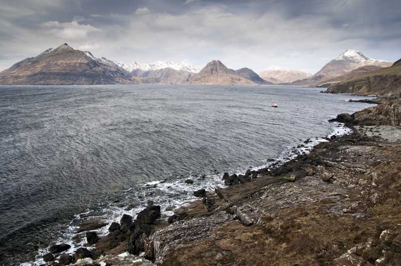 The Cuillin from Elgol0014