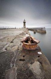 East pier evening0022