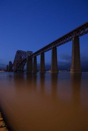 Forth bridge night0014