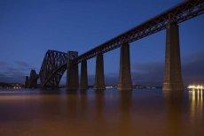 Forth bridge night0017