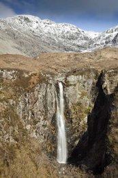 Glen Brittle falls0031