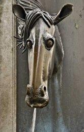 Horse fountain0169