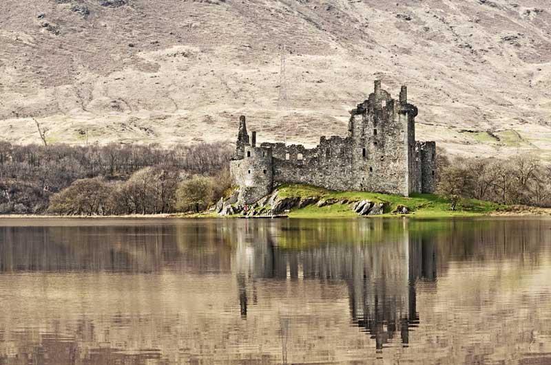Kilchurn castle0068