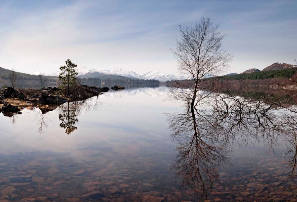 Loch Laggan reflections0002-5