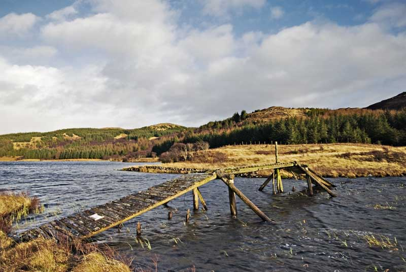 Loch Meadhoin bridge0029