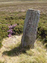 Marker stone018