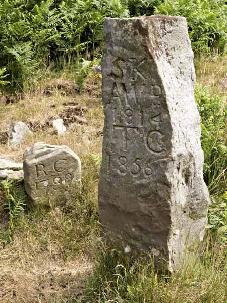 Marker stones023