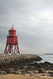 Herd Groyne Lighthouse0037