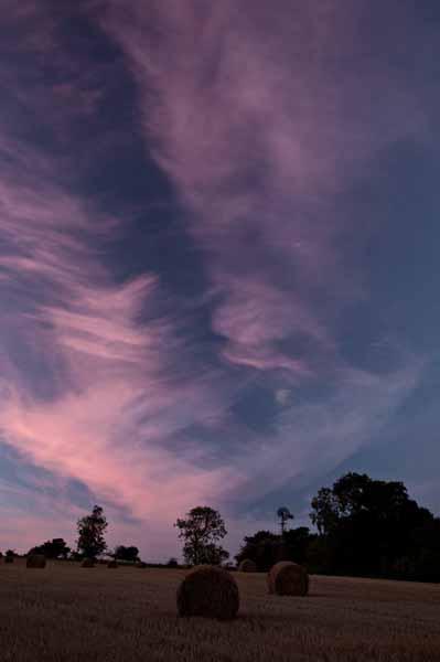 Wind pump sunset0018