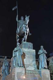 st vaclav statue0193
