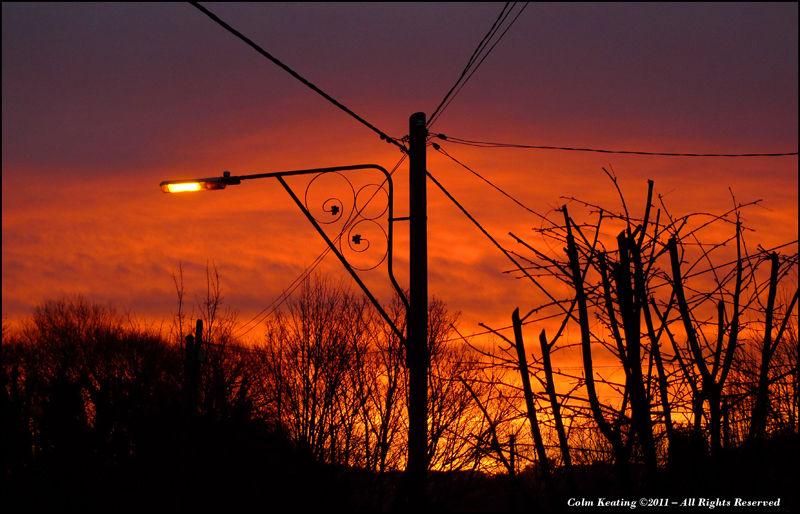 Chapelizod, early morning