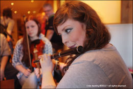 Sinead O'Malley, Flute Player