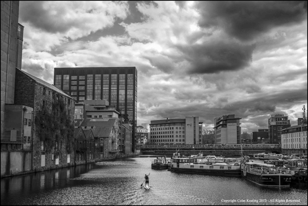 Grand Canal Dock Marina