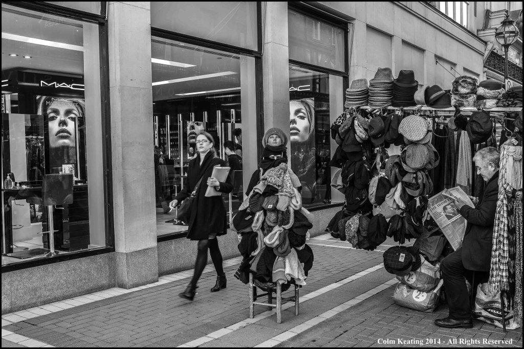 Wicklow Street, Dublin
