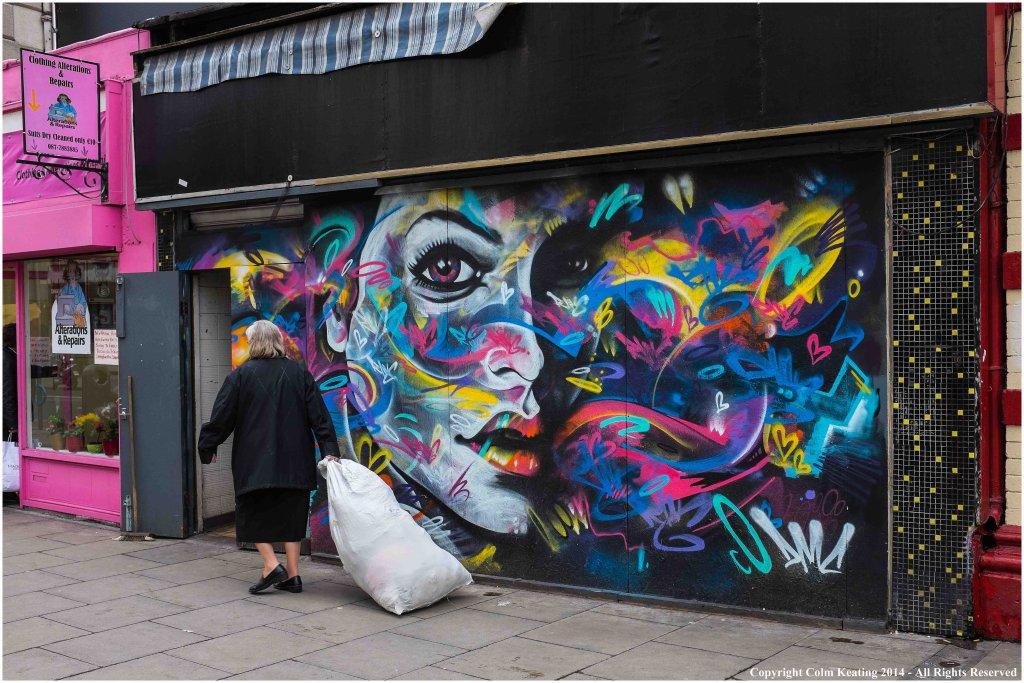 Camden Street, Dublin...