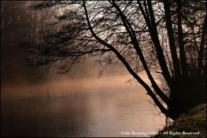 River Liffey at Chapelizod.