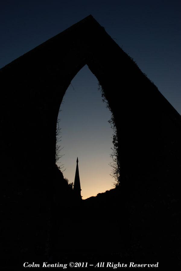 Staplestown Church, Kildare