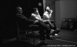 Frank Harte, Phil Callery & Luke Cheevers.