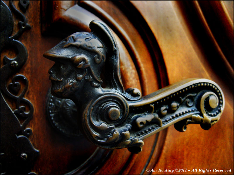 Door Handle - Old City Quarter, Geneva