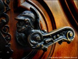 Door Handle - Old City Quarter, Geneva
