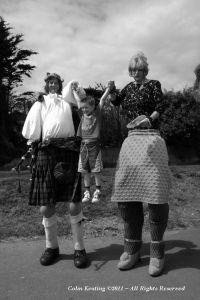 Ah the comical Scots...larger than life...