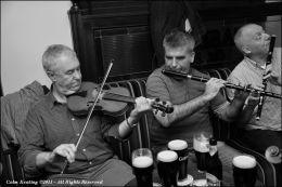John McEvoy, John Wynne & Vincent Doherty.