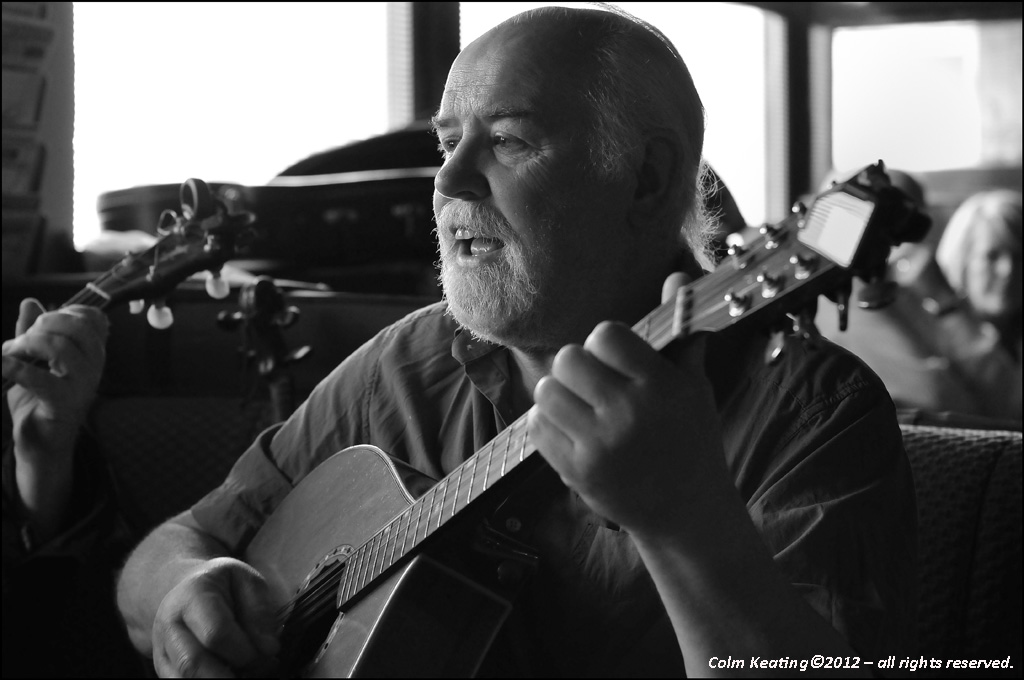 The String Machine...Liam Kennedy.