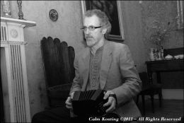 Noel Hill - Concertina Player, at Féile Frank McGann
